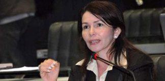 Deputada Conceição Sampaio(PP)