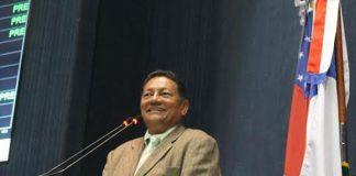 Deputado Francisco Souza(PSC), homenageia Conselheiro Tutelar