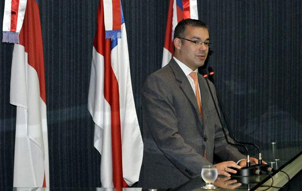 Deputado Josué Neto, rebate críticas a Omar/Foto: Danillo Melo