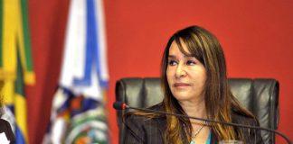 Deputada Vera Castelo Branco/Foto: Alberto Cesar