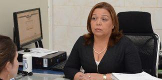 Circde Maria Granda, secretária-executiva da SSP