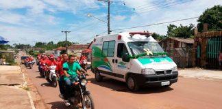 Equipamentos para fortalecer atendimento à saúde, em Maués