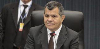 Vereador Bosco Saraiva, presidente da CMM/Foto: Tiago Correa