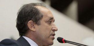 Vereador Professor Samuel/Foto: Tiago Correa