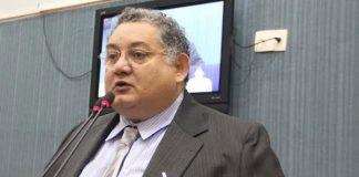 Vereador Waldemir José(PT), critica processo de votação/Foto: Tiago Correa