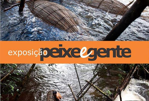 Exposição 'Peixe e Gente', no Museu da Amazônia