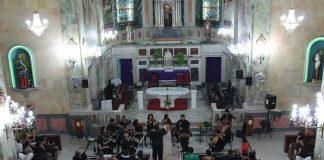 Pequestra Barroca na Igreja São Sebastião/Foto: Divulgação