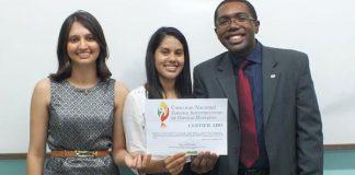 Acadêmicos da ESBAM vencem concurso nacional, em Brasília