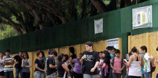 6% dos candidatos ao PSC não compareceram/Foto: Ione Moreno
