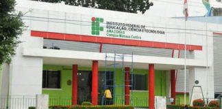 Sede do IFAM/Manaus