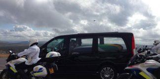 Corpo de Mandela chega a Qunu, onde será enterrado amanhã/Foto: Gustavo Gantois(Terra)