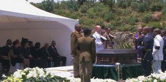 Enterrado em Qunu, Nelson Mandela/Foto: Reuters