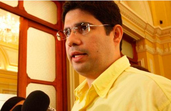 Vice-prefeito Hissa Abrahão