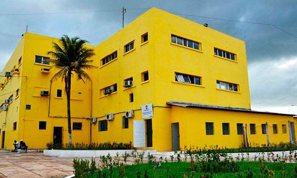 Complexo de Pedrinhas, no Maranhão