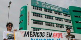 Acordo encerra greve dos médicos, em Manaus