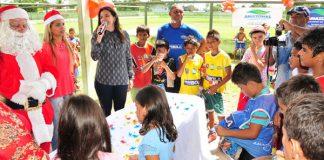 Festa do Bom de Bola, em Iranduba/Foto: Michael Dantas