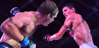 Diego Guilherme e Nathanael Mello, feras do MMA/Foto: Emanuel Siqueira