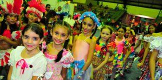 Festa do 'Gala Gym', coma ginástica amazonense/Foto; Michael Dantas