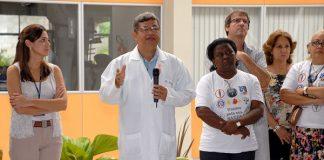 Médico Arnaoldo Andrade, diretor de saúde da ALEAm/Foto: Rubilar Santos