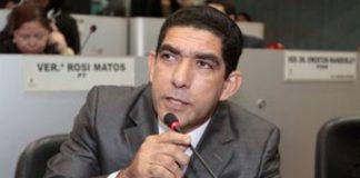 Vereador Everaldo Farias(PV)/Foto: Tiago Correa