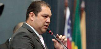 Veraedor Rosivaldo Cordovil, presidente da Comissão da CMM/Foto: Tiago Correa