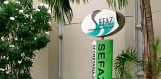 Sede da SEFAZ, em Manaus