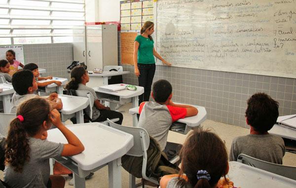 MEC anuncia novo piso salarial dos professores/Foto: Arquivo