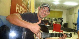 Hilton Brito, em estado grave no hospital, em São Luiz/Foto: O Imparcial
