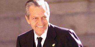 Ex-presidente espanhol Adolfo Suárez/Foto: Arquivo