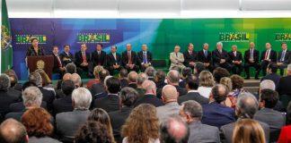 Dilma empossa novos ministros/Foto: Roberto Stuckert Filho