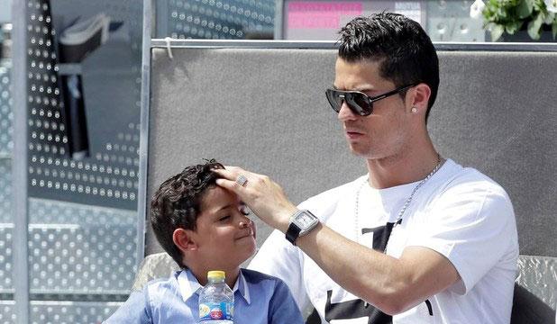 Cristiano Ronaldo Diz Que Filho Nao Precisa De Mae