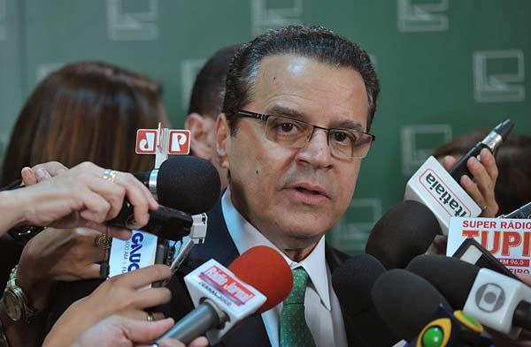 Ministro Henrique Alves pede demissão do cargo/Foto: Divulgação