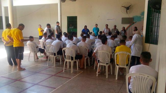 ANO LETIVO - Itacoatiara inicia ano letivo de detentos do sistema prisional